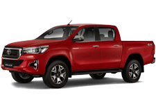 Hilux Doble Cabina 4x4